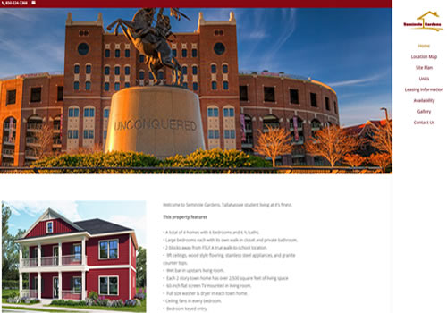 Florida Website Design
