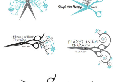 flossys-hair-salon-logos