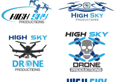 high-sky-productions-logos
