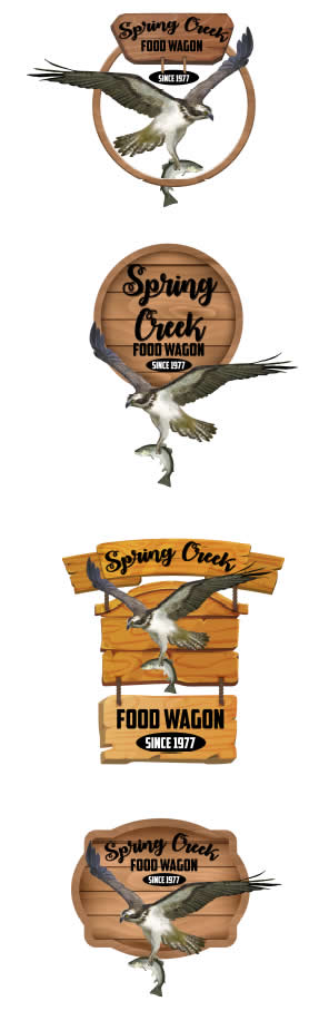 spring-creek-restaurant-logos